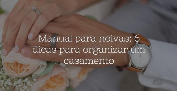 8c25fc12e Manual para noivas: 6 dicas para organizar um casamento - Diário do  Nordeste Plus
