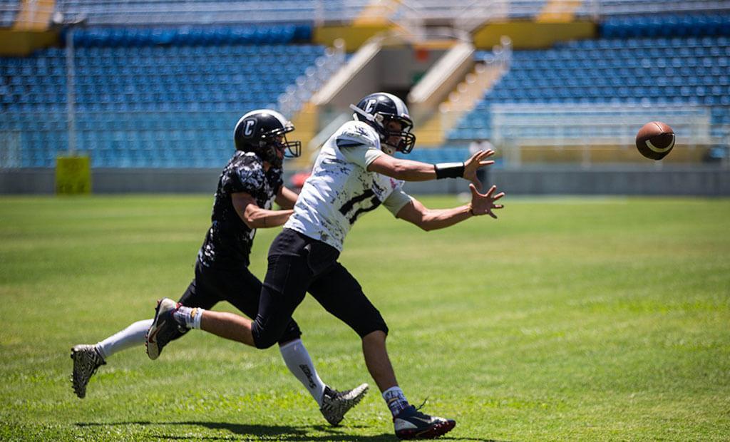 bd57c1e43de65 O Ceará Caçadores é um dos times que compete na Brasil Futebol Americano